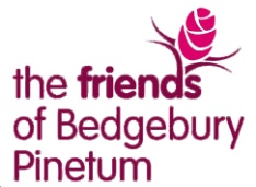 Jo Pappenheim, Membership and Volunteer Co-ordinator and Mark Clixby, Recreation Manager at Bedgebury National Pinetum and Forest