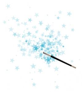 Sorry, theres no magic wand