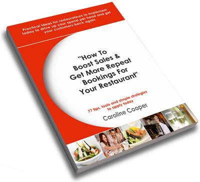 77 tips to get more sales for your restaurant