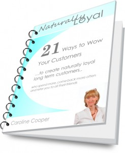 21 ways to wow your customer