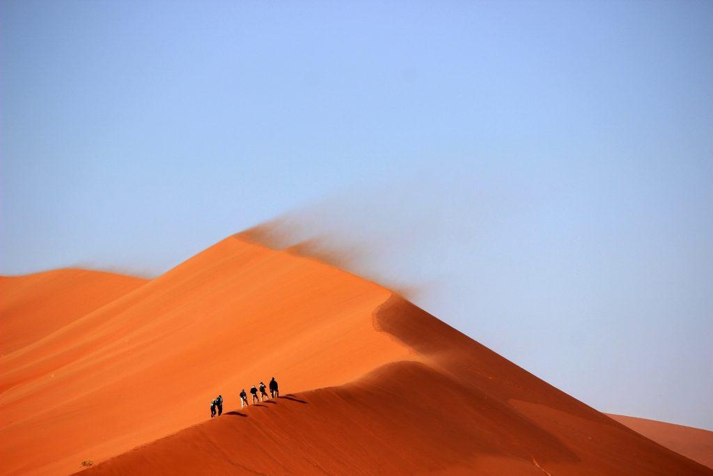 direction sand